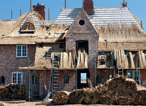 Крыша дома: экологичные материалы