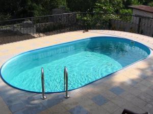 Расчет объема воды в бассейнах