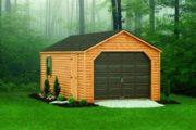 Из чего построить гараж: выбираем лучший материал