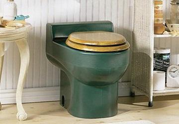 Туалет без ямы своими руками 617