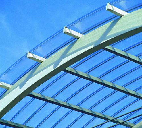 Прозрачный пластик для крыш