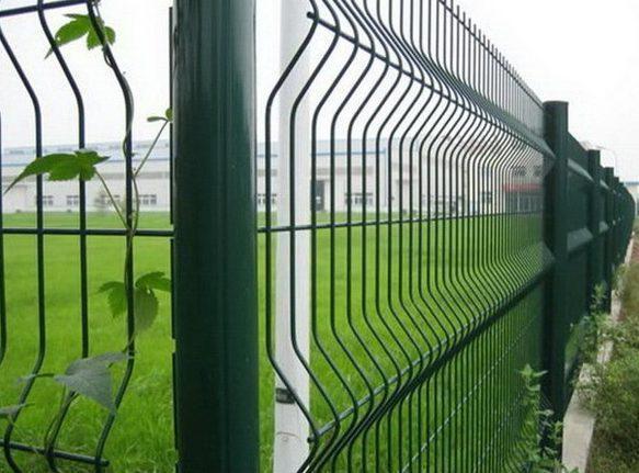 металлические сварные решетки