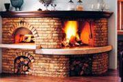 Обзор вариантов универсальных печей-каминов для отопления
