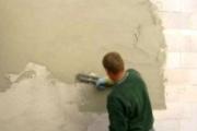 Разбираемся чем и как штукатурить стены из пеноблока и газобетона