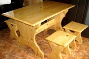 Чертежи стола своими руками