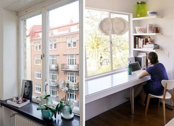 Стол у окна в детской комнате : как сделать самому - детская.