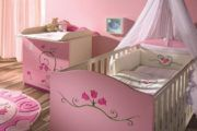 Крепление балдахина на детскую кроватку
