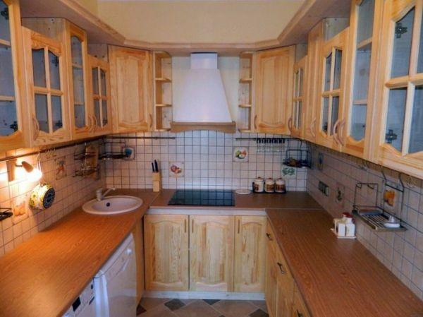 Кухня из щитов своими руками 383