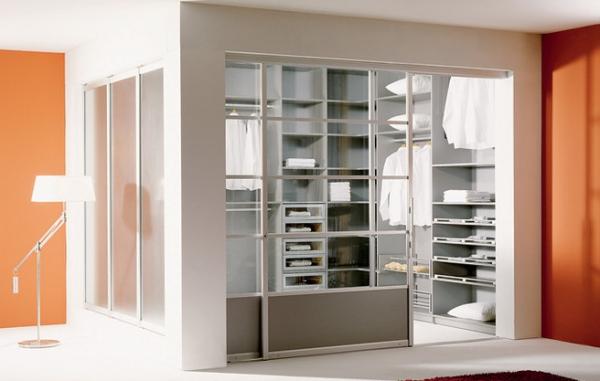 Встроенный шкаф из гипсокартон своими руками 764