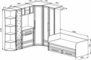 Качественный угловой шкаф своими руками
