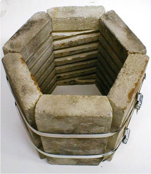 Глиняная плитка своими руками 99