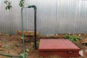 Скважина водопровода в частном доме своими руками