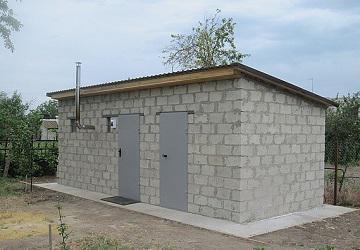 Баня с беседкой под одной крышей: 40 фото примеров, проекты