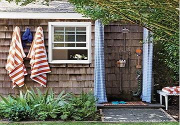 Делаем самостоятельно душ с подогревом на даче. Летний душ с подогревом своими руками: пошаговый инструктаж по строительству Летний душ в зимнее время своими руками