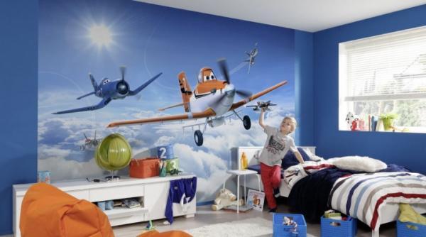 детские фотообои как сделать самому детская комната своими