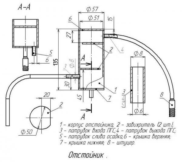 Чертеж самогонного аппарата с дефлегматор самогонный аппарат алковар непроточный