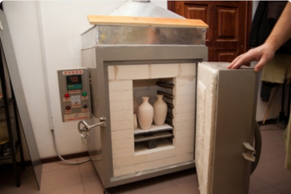 Как сделать печь для обжига 927