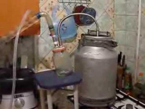Из какого материала можно сделать самогонный аппарат коптильня домашняя холодного копчения купить