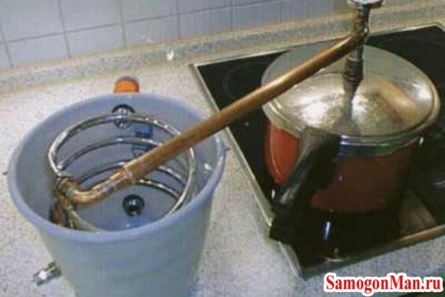 Сделай сам змеевик самогонного аппарата самогонный аппарат горыныч купить в минске