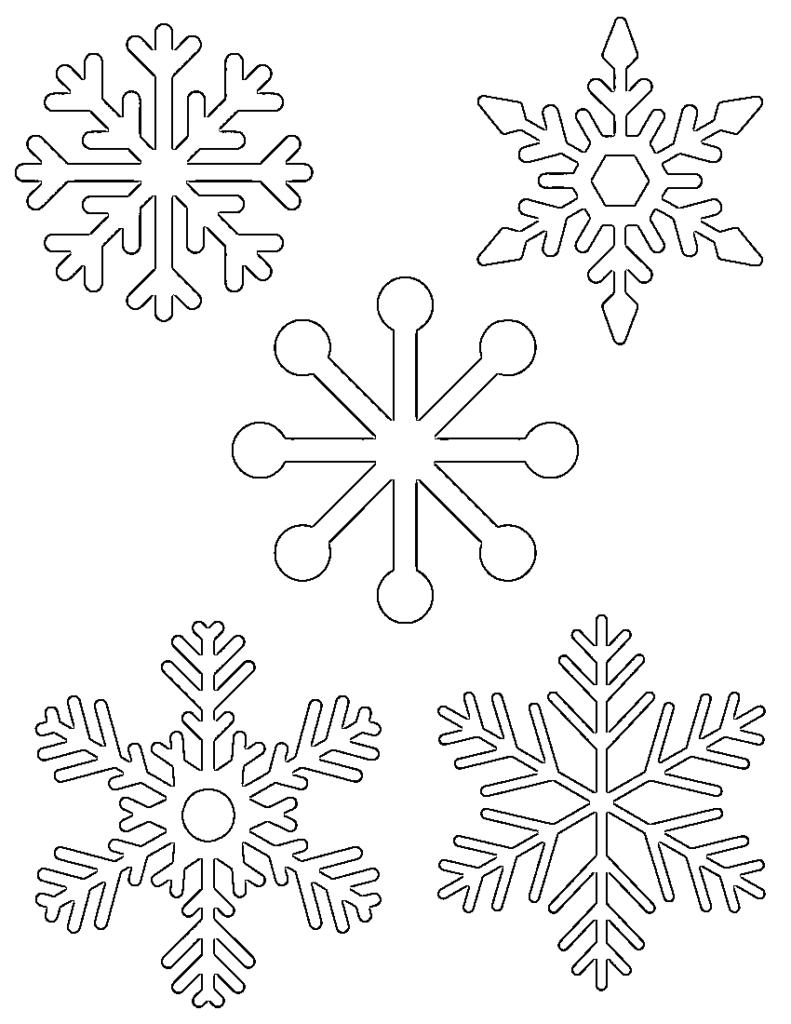 картинки снежинки к новому году нарисовать много фотографии